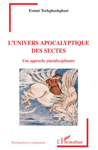 Couverture L'univers apocalyptique des sectes