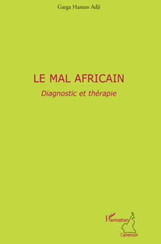 Couverture Le mal africain