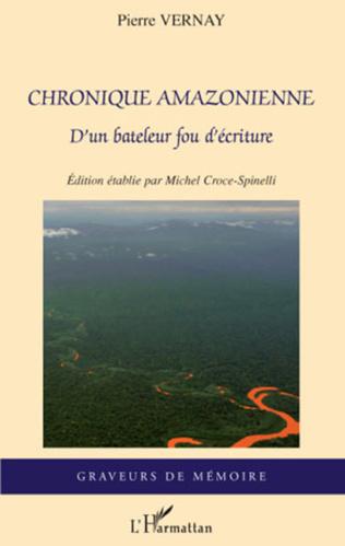 Couverture Chronique amazonienne