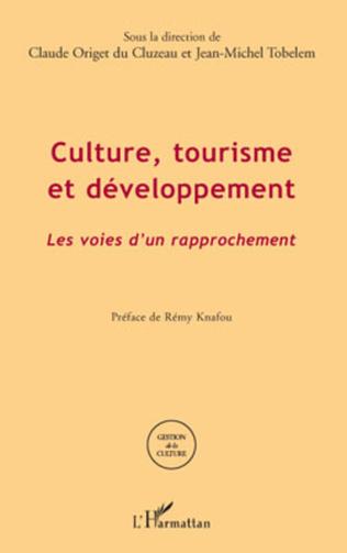 Couverture Culture, tourisme et développement