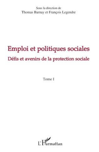 Couverture L'impossible approche positive des risques sociaux ?