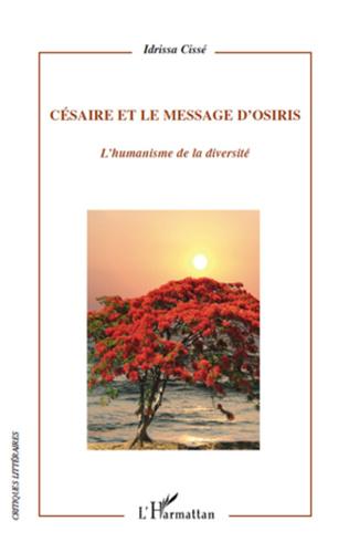 Couverture Césaire et le message d'Osiris