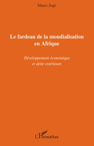 Couverture Le fardeau de la mondialisation en Afrique