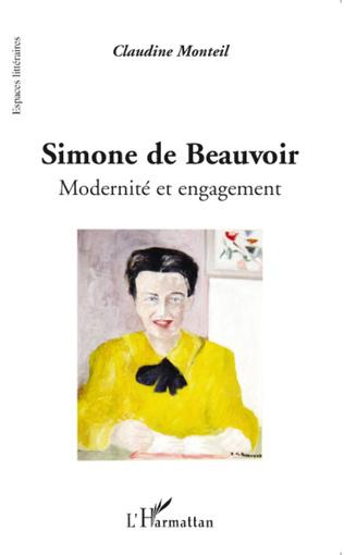 Couverture Simone de Beauvoir