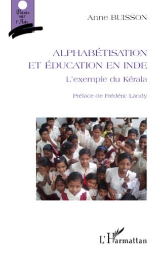 Couverture Alphabétisation et éducation en Inde