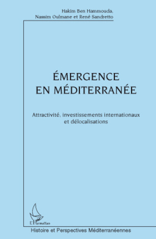 Couverture Emergence en Méditerranée