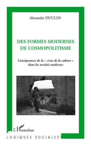 Couverture Des formes modernes de cosmopolitisme
