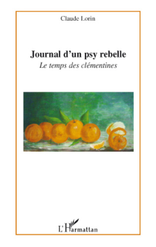 Couverture Journal d'un psy rebelle