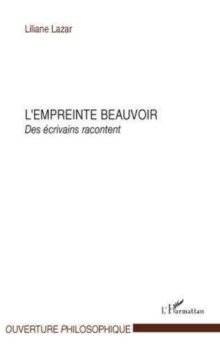 Couverture L'Empreinte Beauvoir