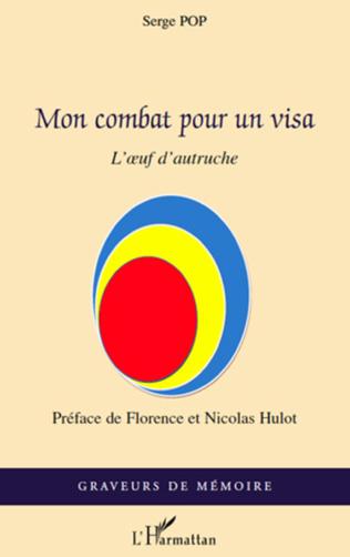 Couverture Mon combat pour un visa