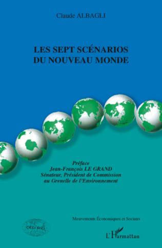 Couverture Les sept scénarios du Nouveau Monde
