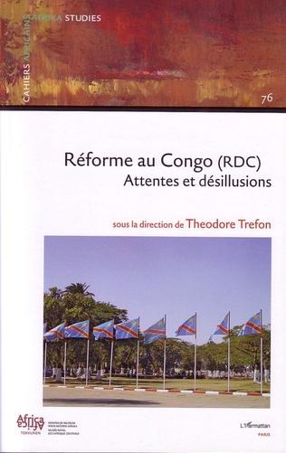 Couverture Réforme au Congo (RDC)