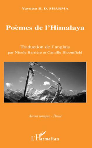 Couverture Poèmes de l'Himalaya