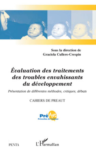 Couverture Application du protocole PREAUT à une cohorte d'enfants ayant un syndrome de West