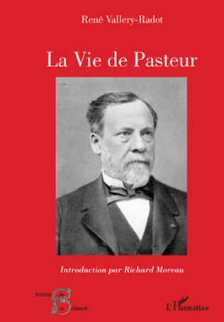 Couverture La vie de Pasteur
