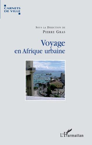 Couverture Voyage en Afrique urbaine