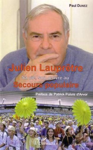 Couverture Julien Lauprêtre