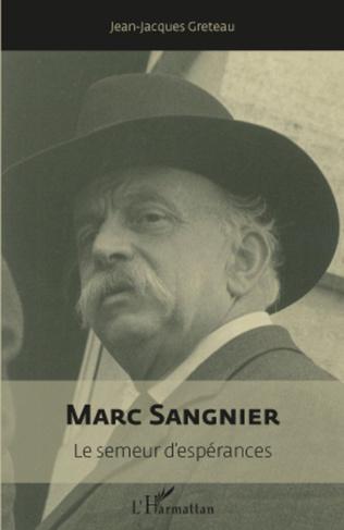 Couverture Marc Sangnier