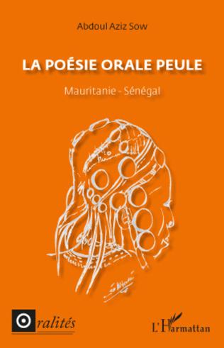 Couverture La poésie orale peule