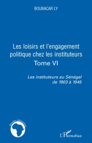Couverture Les loisirs et l'engagement politique chez les instituteurs
