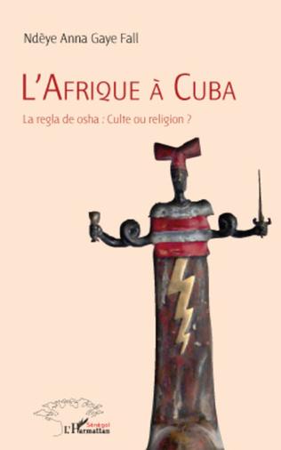 Couverture L'Afrique à Cuba
