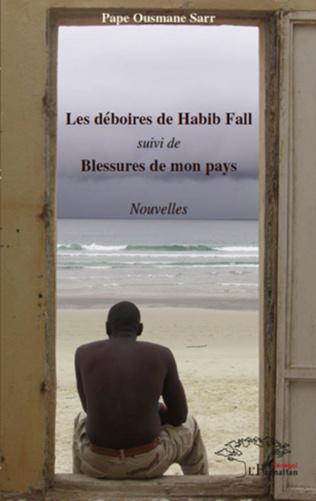 Couverture Les déboires de Habib Fall