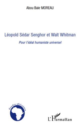 Couverture Léopold Sédar Senghor et Walt Whitman