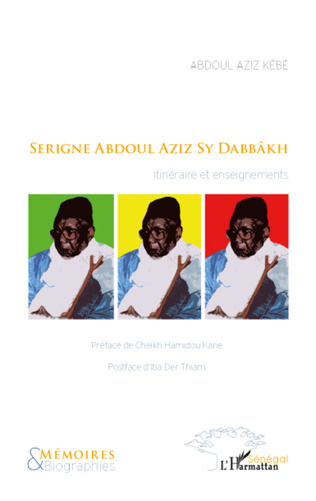 Couverture Serigne Abdoul Aziz Sy Dabbâkh