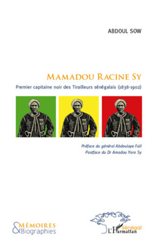 Couverture Mamadou Racine Sy