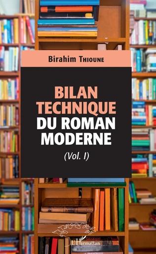 Couverture Bilan technique du roman moderne