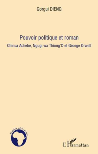 Couverture Pouvoir politique et roman