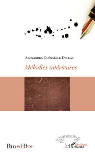 Couverture MELODIES INTERIEURES