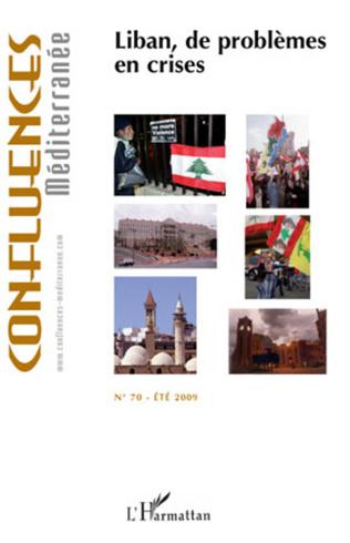 Couverture Liban de problèmes en crises