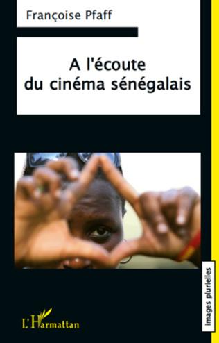 Couverture A l'écoute du cinéma sénégalais