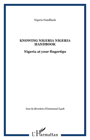 Couverture Knowing Nigeria Nigeria handbook