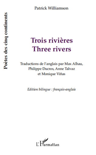 Couverture Trois rivières