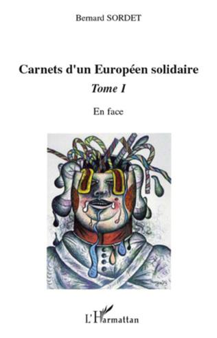Couverture Carnets d'un européen solidaire Tome 1