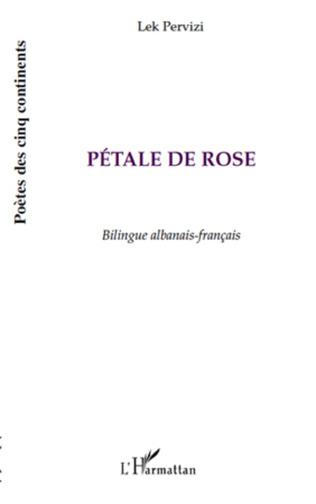 Couverture Pétale de rose