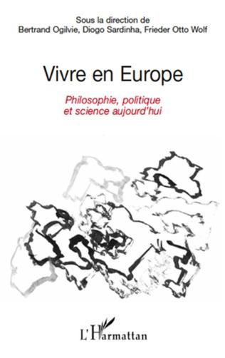 Couverture Vivre en Europe