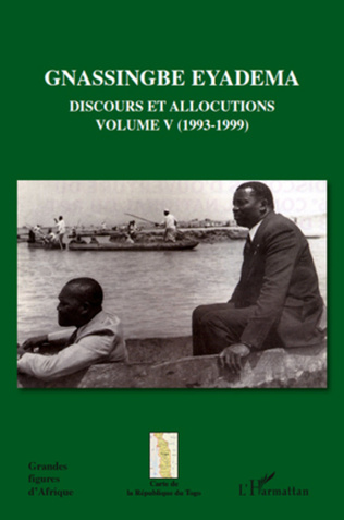 Couverture Gnassingbe Eyadema (volume V)