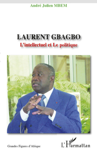 Couverture Laurent Gbagbo