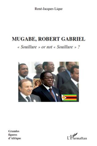 Couverture Mugabe, Robert Gabriel
