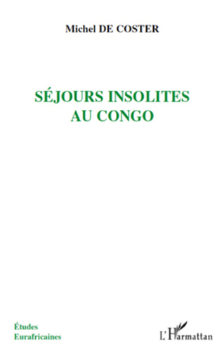 Couverture Séjours insolites au Congo