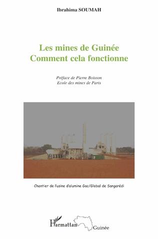 Couverture Les mines de la Guinée
