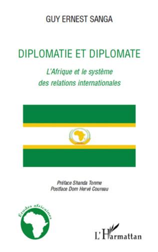 Couverture Diplomatie et diplomate
