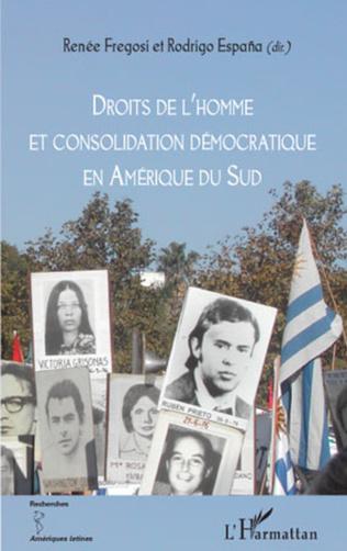 Couverture Droits de l'homme et consolidation démocratique en Amérique du Sud