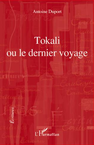 Couverture Tokali ou le dernier voyage