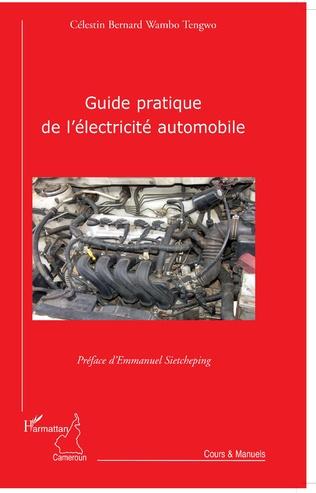 Couverture Guide pratique de l'électricité automobile