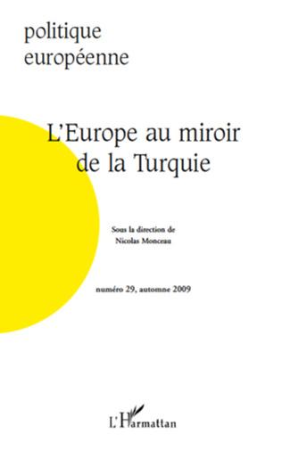 Couverture L'Europe au miroir de la Turquie