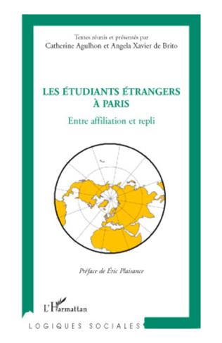 Couverture Les étudiants étrangers à Paris